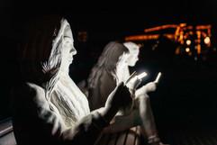 נספג באור קרדיט פסטיבל האור קרדיט Light