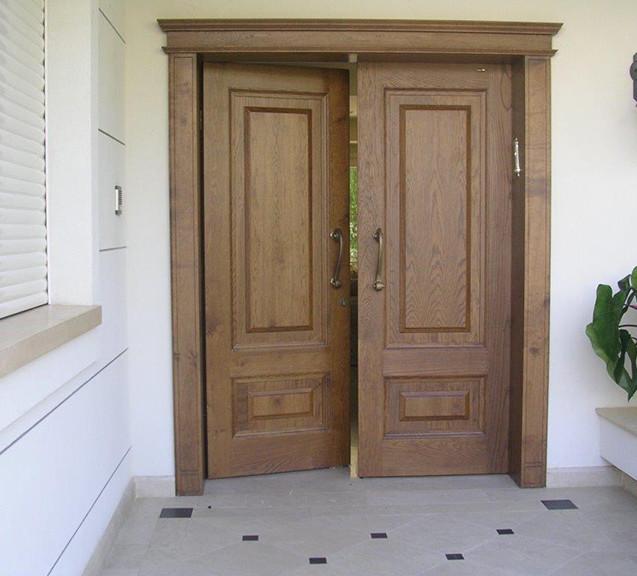 חקשוריאן. דלת חוץ