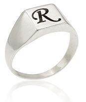 טבעת עם חריטה אישית | צילום: ולרי בלקינד