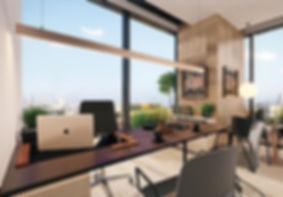 תכנון: אדריכל גדי הלפרין | הדמיות: 3Dvision