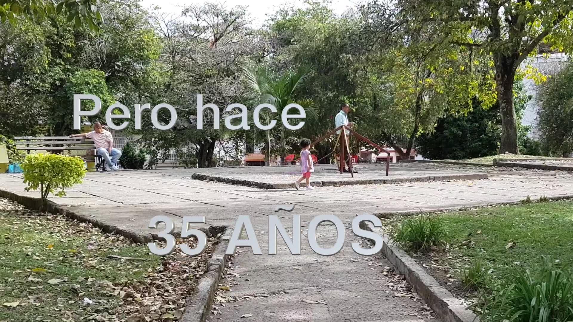 Parque Benito Juárez... La carpa
