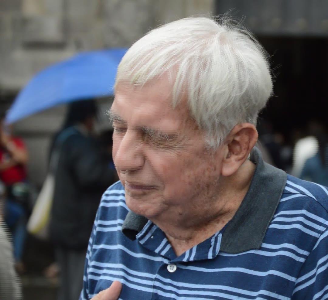 #terremoto83 Francisco Antonio Bonilla