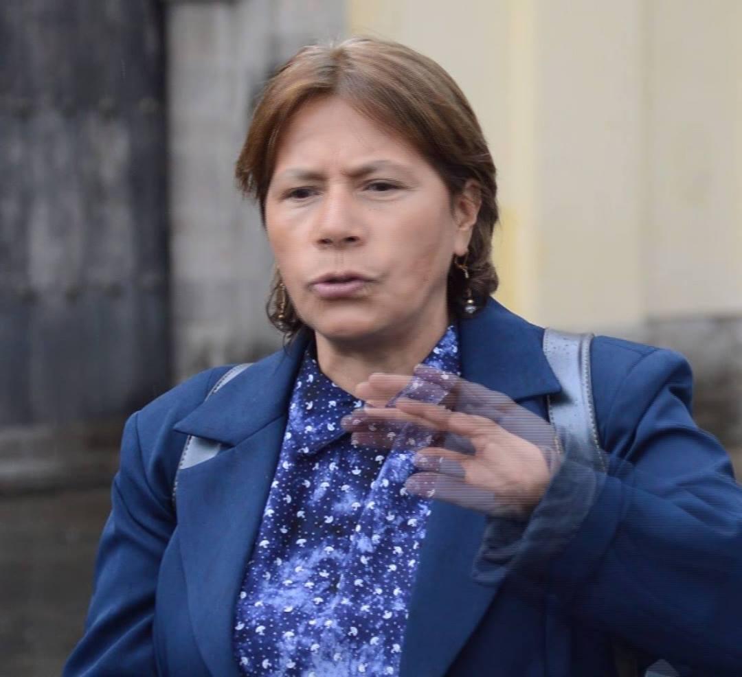 #terremoto83 Lida Álvarez