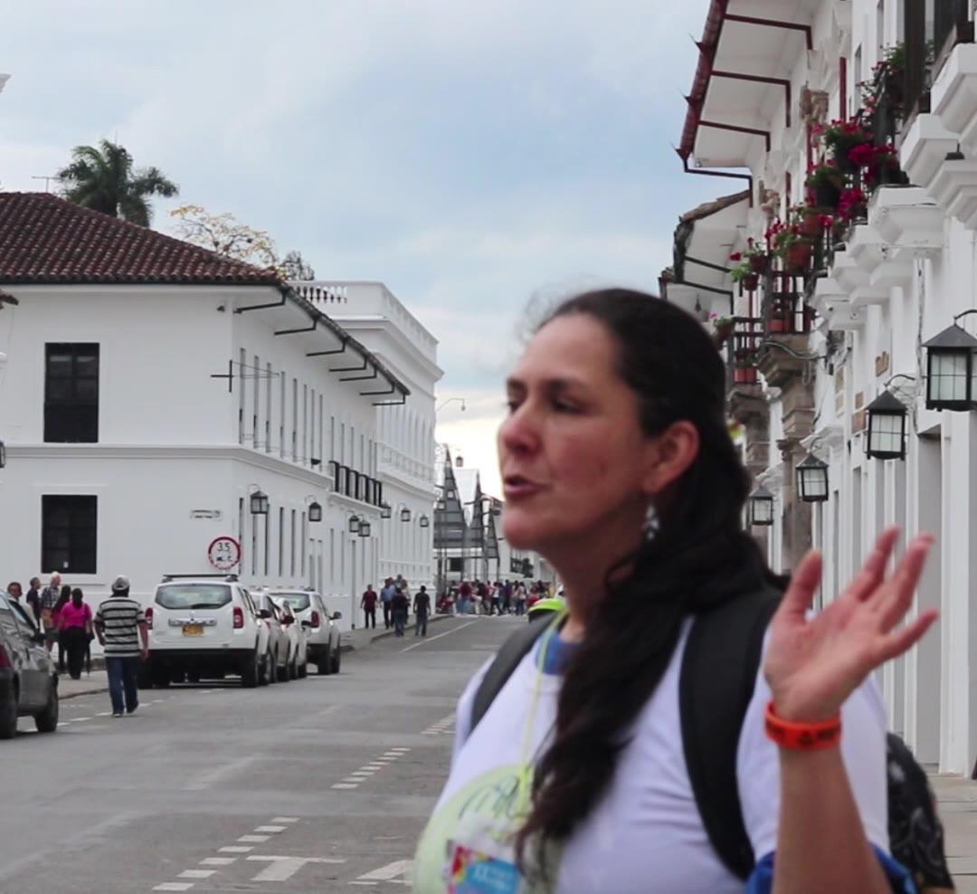 #terremoto83 Sandra Mazabuel