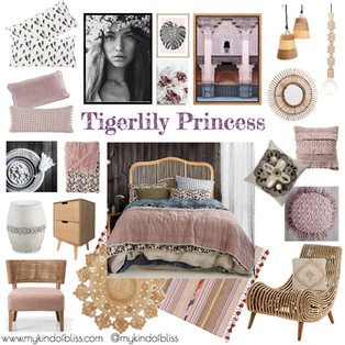 TIGERLILY PRINCESS
