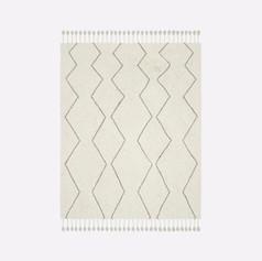 Souk Wool Rug - Natural