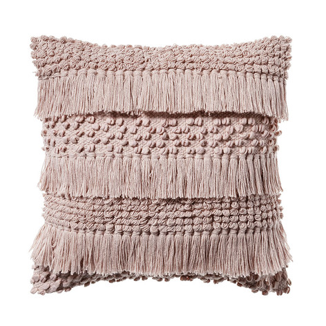 Home Republic Axel Blush Cushion