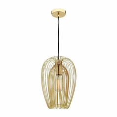 Cascade Pendant Light- Brass
