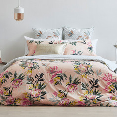 Elissa Cotton Quilt Cover Set