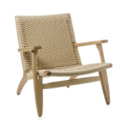Home Republic Plantation Chair Ash