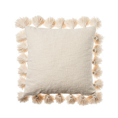 Home Republic Aries Cushion Natural