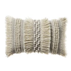 Home Republic Axel Long Cushion- Natural