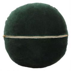 Elwyn Velvet Round Cushion