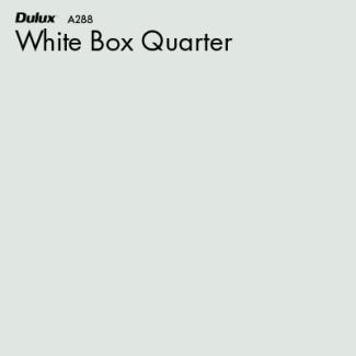 White Box Quarter