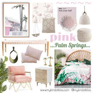PINK PALM SPRINGS