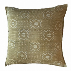 African Mudcloth Cushion Cover