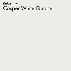 Casper White Quarter