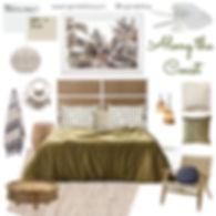Australian Decor, my kind of bliss, boho bedroom, room styling, Australian Art, australian furniture, perth interior designer, tropical style, perth Interior Stylist, beach house