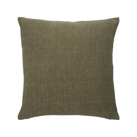 Home Republic Malmo Linen Cushion Olive