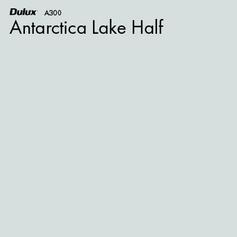 Antartica Lake Half