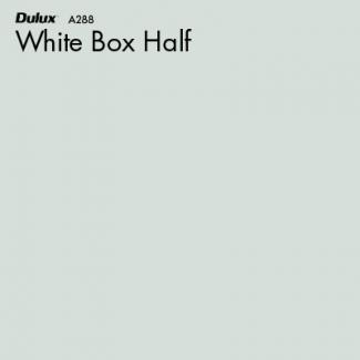 White Box Half