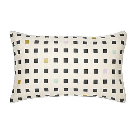 Squares Standard Pillow Case- Bliss