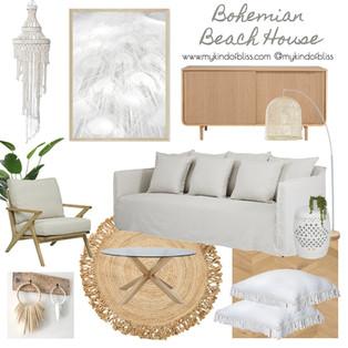 BOHEMIAN BEACH HOUSE