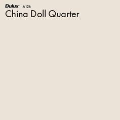 China Doll Quarter