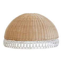 Florence Light Shade- Natural/White