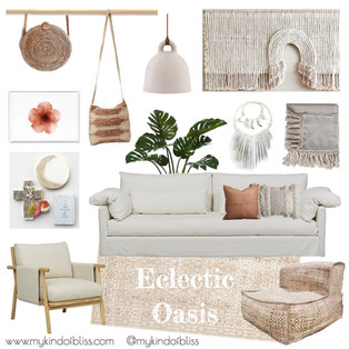 ECLECTIC OASIS