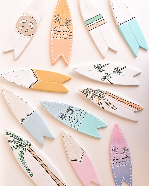 SURFBOARDS - SMALL