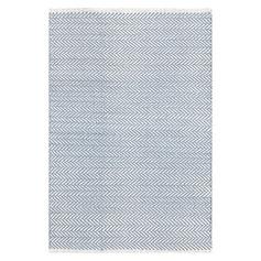 Herringbone Cotton Designer Rug