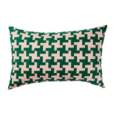 Luna Houndstooth Pillow Case