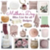 Mother's Day gift ideas of all budgets #mothersday #mothersdaygifts #budgetstyle #blushcrush #bedroomdecor #girlsroom #floralart #austrlianart #bohostyle #moodboard #homedecor