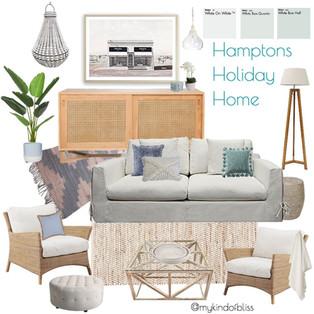 HAMPTONS HOLIDAY HOME