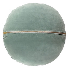 Elwyn Velvet Round Cushion