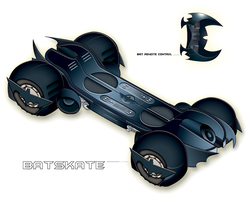 BatSkate