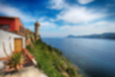 Leuchtturm Portoferraio Insel Elba