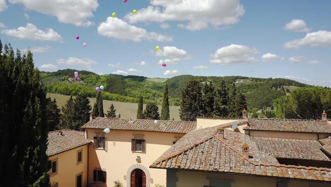 Пасхальные выходные:             солнечный праздник в Тоскане.