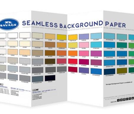 Seamless Paper Backdrops Comparison