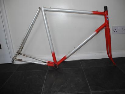 Lovely 55cm Ken Bird frame.