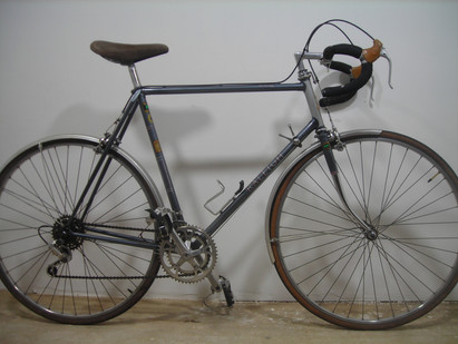 we've just got this lovely 1980's Raleigh Royal. A good quality reliable retro ride.