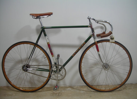 1952 Hetchins Experto Crede 6 Day Track Bike