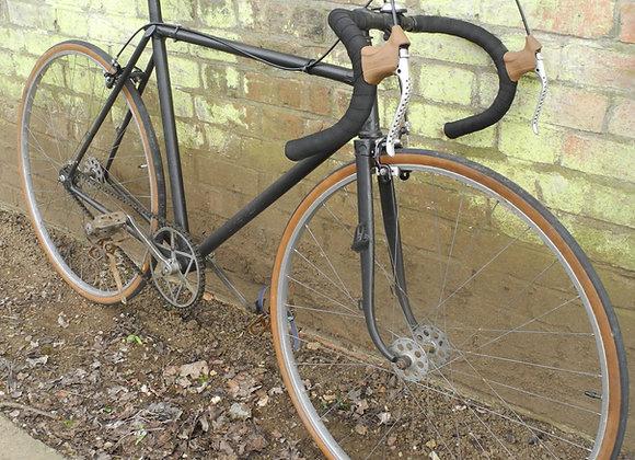 "21"" vintage bike, perhaps Jack Sibbitt"