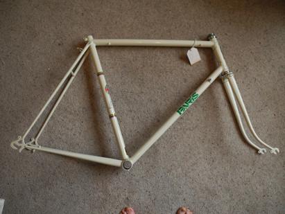 """Paris frame, 23 1/2"""""""