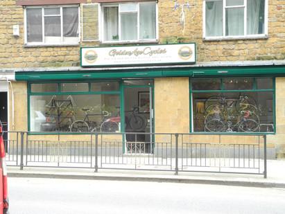 Our shop's finally open :-)