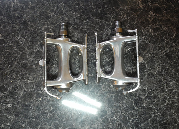 Campagnolo Record C 1st Gen pedals