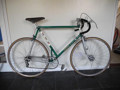 """23"""" Sun Manx TT, £895"""