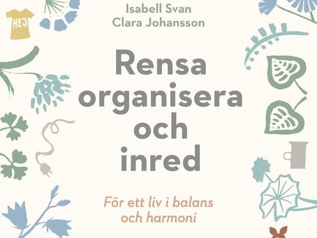 13 augusti lanserar jag min första bok!