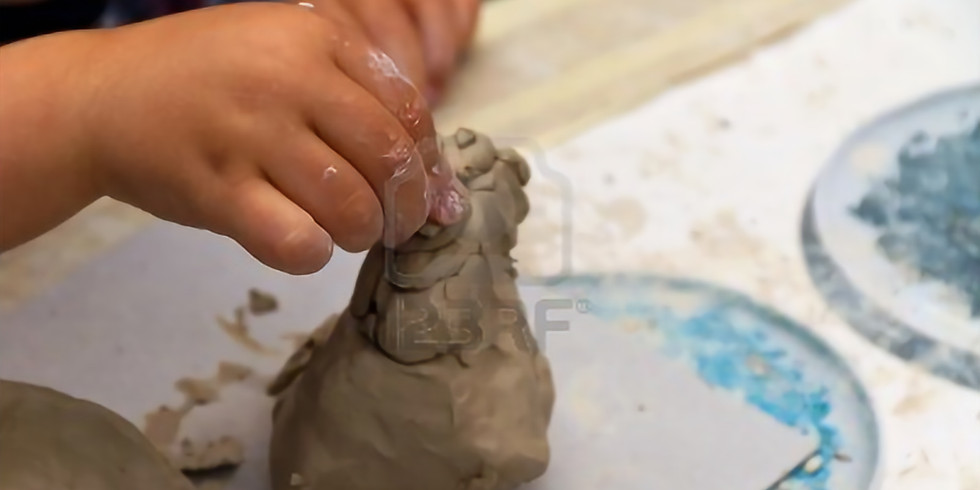 Teacher Party - Fun with Clay
